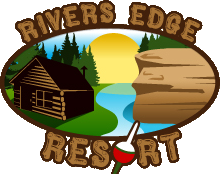 Rivers Edge Resort Logo